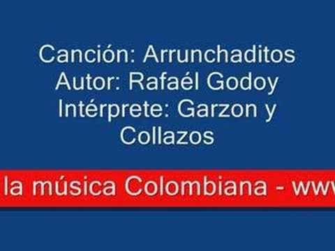 """Garzón y Collazos --  """"Arrunchaditos""""  -- Música Colombiana --"""