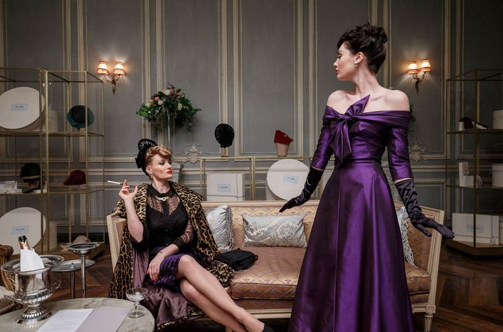 Amazon's new period drama The Collection debuts in February. What do you think? Will you watch?