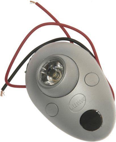 Lumo F2312 LED Mouse Light Satin Spot Light, 1 W
