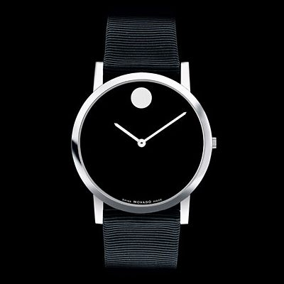Movado. I have always loved the simple elegance of their watches. Don't own one; but I have purchased one for a dear friend.