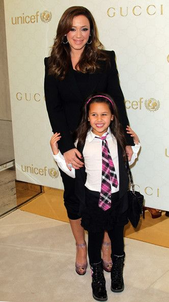 Leah Remini - Launch Of Gucci Children's Collection