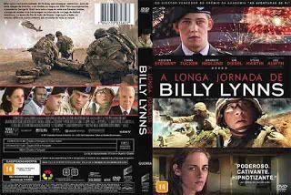 W50 Produções CDs, DVDs & Blu-Ray.: A Longa Jornada De Billy Lynns - Lançamento 2017
