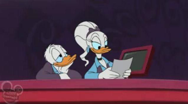 Disney daisy porn