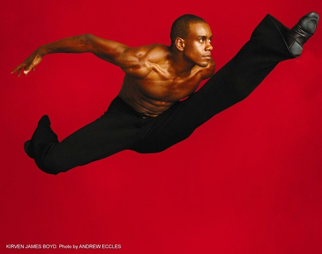 Alvin ailey dancer red dance music group r d l i c i o u s pinterest alvin ailey - Alvin ailey seine musicale ...