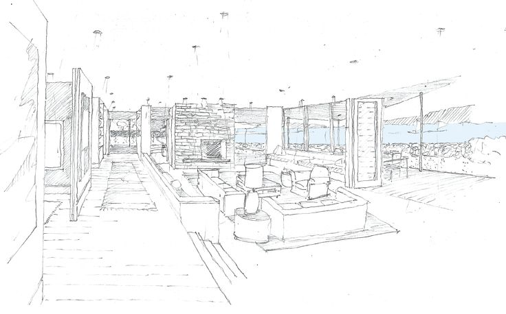 Garnet Rd Sketch