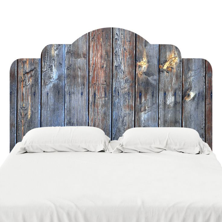 Designed to look like the real deal these adhesive for Mural headboard