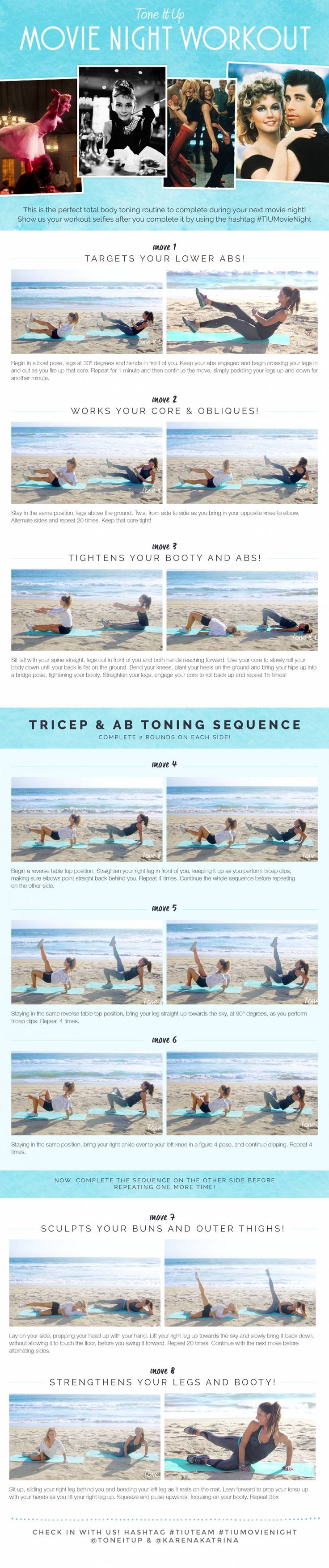 Having girls night with your bridesmaids and besties? Sculpt you entire body with this 10 minute toning routine!