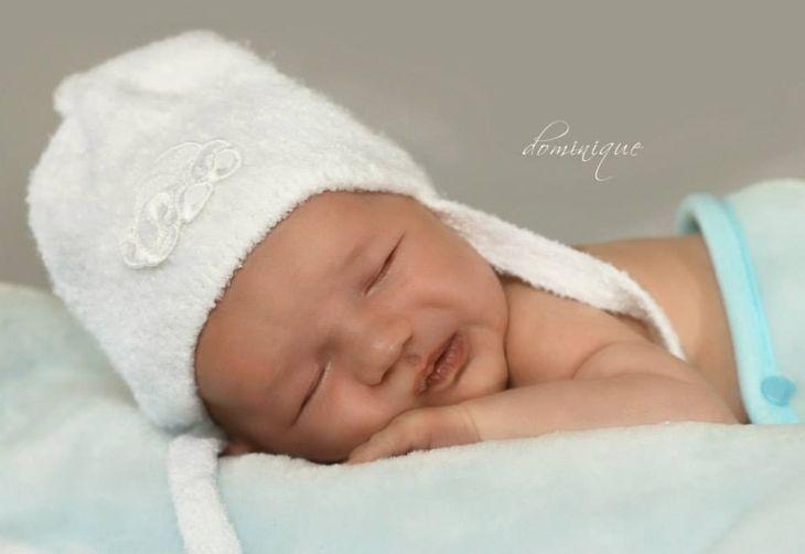 Zoranko, cute little baby dominique.sk