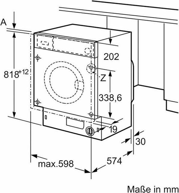 Waschmaschine Iq700 Wm14vm40 9 Kg 1400 Umin