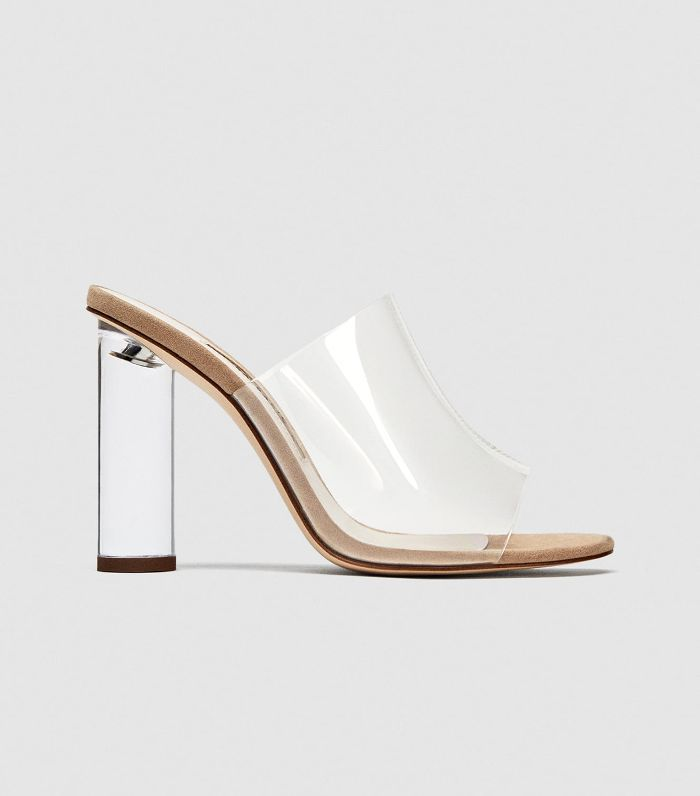 4d0c713203 Zara's New Naked Shoes Will Give You