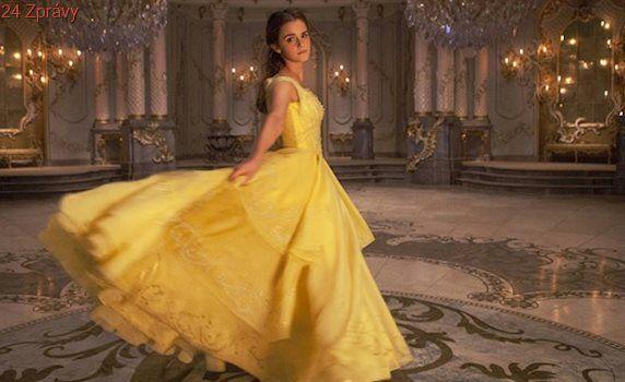 Moje Kráska má pihy, není pohádkově dokonalá, říká Emma Watsonová