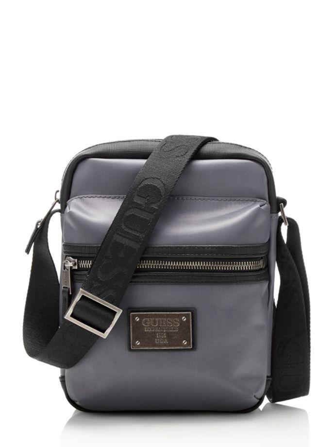 EUR65.00$  Buy here - http://viwwm.justgood.pw/vig/item.php?t=6teswrp2952 - HERITAGE SPORT ZIP CROSSBODY BAG