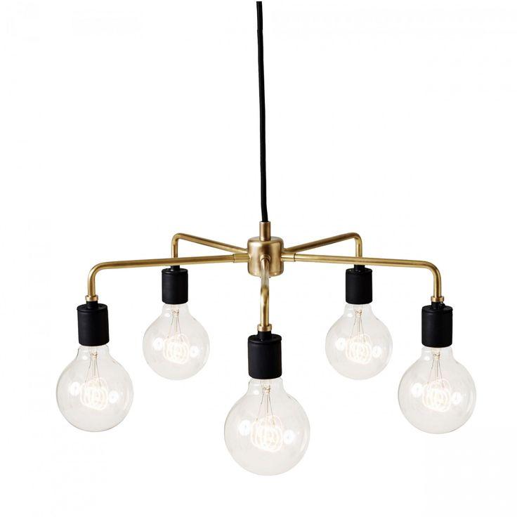 Kronleuchter Massiv Messing Deckenlampen Von Stilnovo Und Andere Lampen Fr Wohnzimmer Online