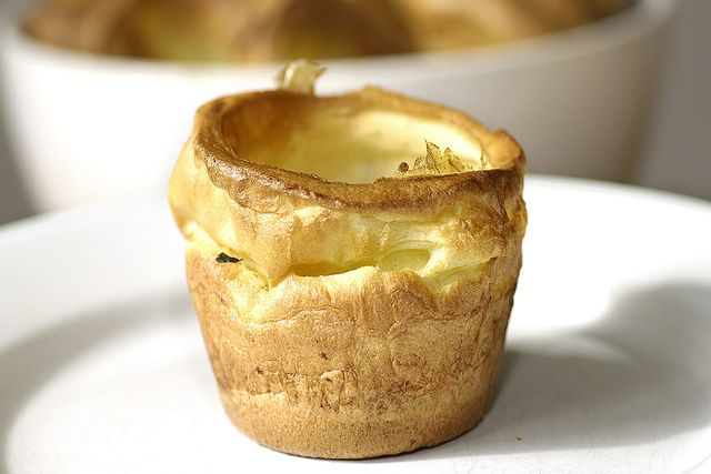 Made this recipe for Dinner. The Best, Quick, and Easy Yorkshire Pudding Recipe