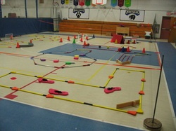"""A cool """"Positive Power of PE"""" website that offers reviews of """"All Things PE"""" from an elementary PE teacher's (Kevin Tiller) perspective."""