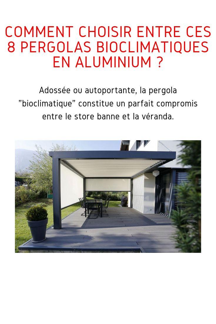 Conseils D Achat Choisir Une Pergola Bioclimatique En Aluminium Pergola Bioclimatique Pergola Bioclimatique