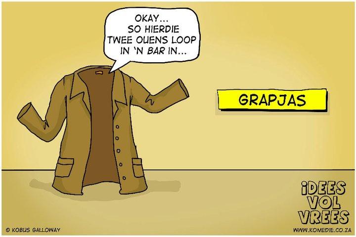 Grapjas
