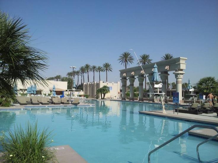 Luxor hotel casino 39 s pool las vegas nevada pinterest - Luxor hotel las vegas swimming pool ...