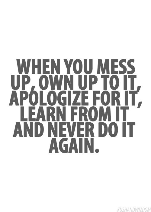 Messed Up Life Quotes: 1000+ Ideas About Mess Up On Pinterest