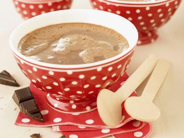 Echte chocolademelk - Libelle Lekker!
