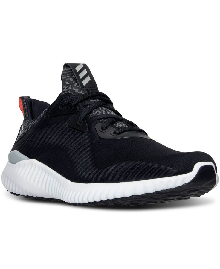 adidas Women\u0027s Alpha Bounce Running Sneakers from Finish Line