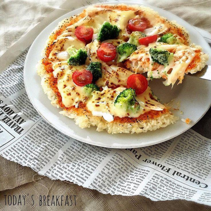 残ったご飯は「ライスピザ」にリメイク!簡単アレンジレシピ5選 ... ▶1. 下ゆでブロッコリーで彩りをプラス