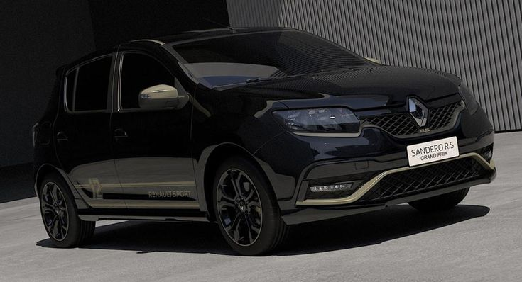 Renault Reveals Sandero RS Grand Prix And Duster Extreme Concepts