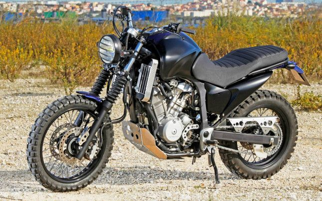 honda xl700v transalp custom 5 bikes pinterest honda. Black Bedroom Furniture Sets. Home Design Ideas