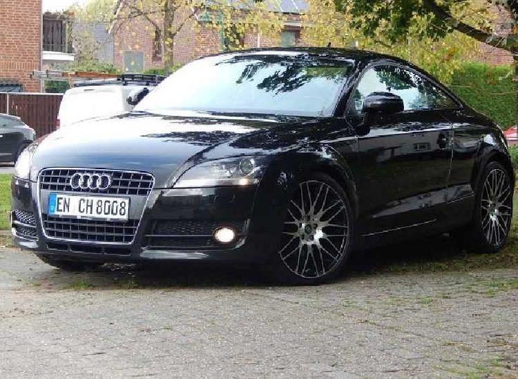 Audi TT 2.0 tfsi 2008 Klima Tüv Navi 19 Zoll Alufelgen Scheckheft Benzin Auto