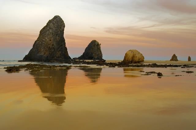 The Glasshouse Rocks, Narooma NSW Australia