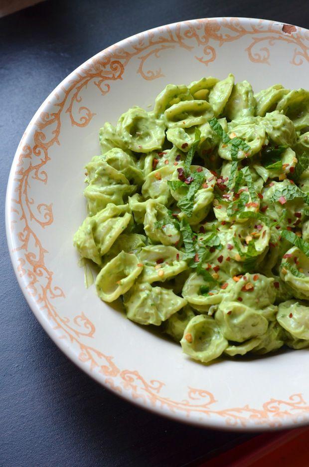 8 Avocado Pasta Recipes So Creamy You Might Die