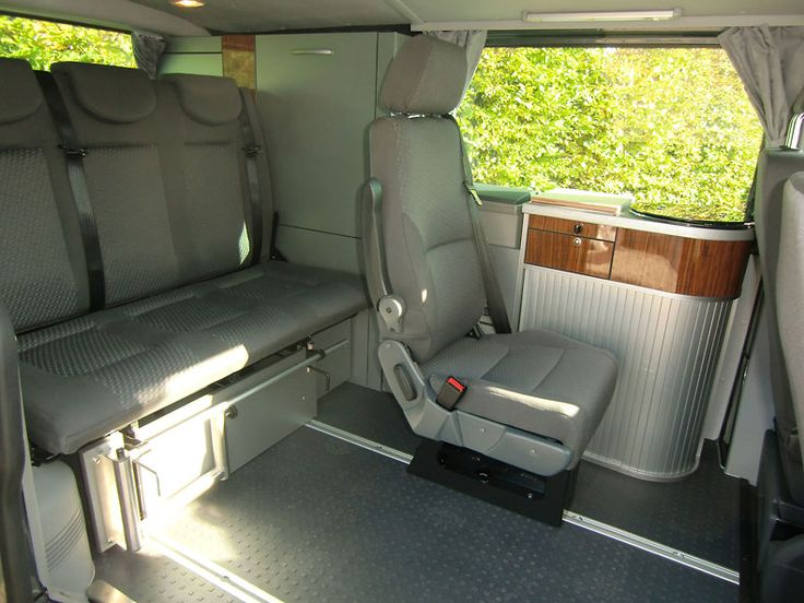 7 Seater Camper Vw T4 Forum Vw T5 Forum T4 Ideas