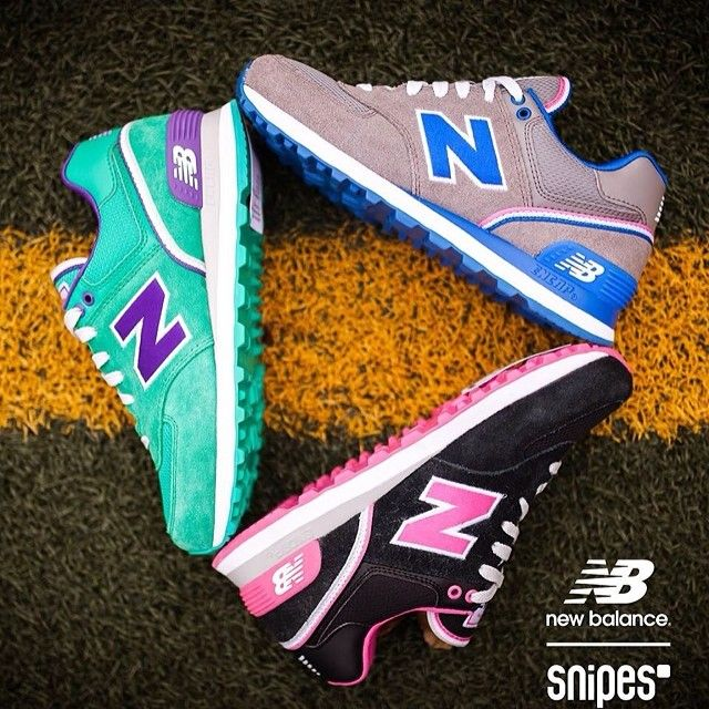 New Balance for the Ladies.