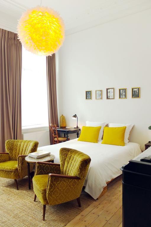 B&B De Witte Nijl is gelegen in de trendy wijk Het Zuid in Antwerpen en biedt suites.