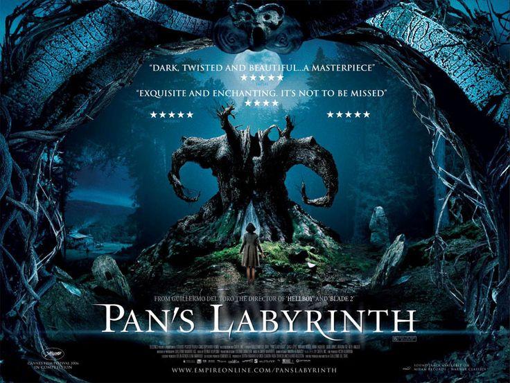 Pan's Labyrinth or Laberinto del fauno