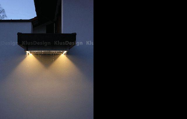 Sealed lighting fixtures