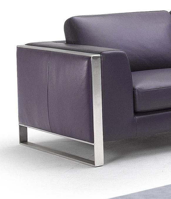 Divani Casa 945 - Modern Italian Leather Sofa Set