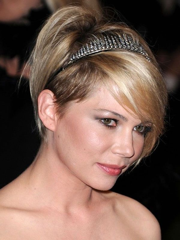 Met Ball Top 10: Michelle Williams http://beautyeditor.ca/2013/05/09/10-celebs-who-pulled-off-the-met-balls-punk-theme-and-brought-us-some-fresh-new-beauty-inspiration/