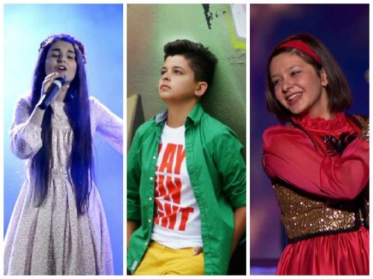 Poll: Which Junior Eurovision 2015 act is your favourite so far? (24 August)