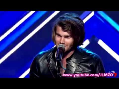 Dean - The X Factor Australia 2014 - AUDITION [FULL] -    *** Incredible talent!