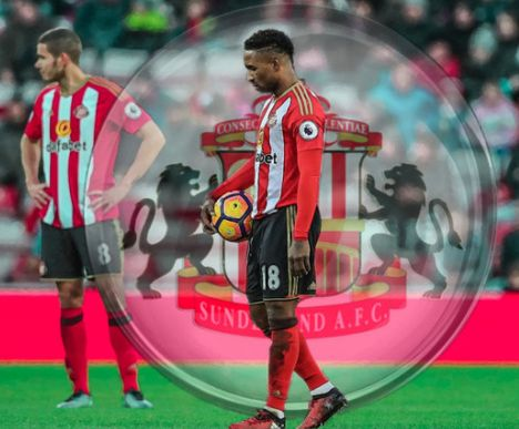 Sunderland's 10-year stay in the English Premier League ended todaywith a defeat against Bournemouth at the Stadium of Light. The result coupled with Hull City's goalless draw at Southampton means Sunderland are 13 points from safety with four games left. Bournemouth's Joshua King scored the...