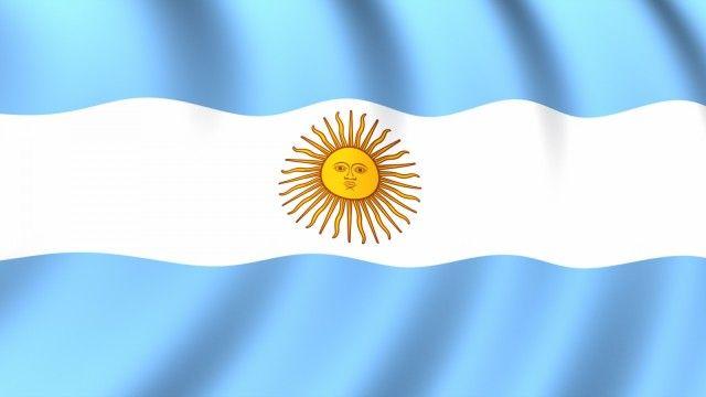 Argentina Flag Wallpaper Background