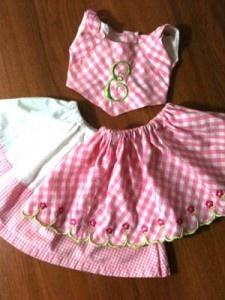 Infant dresses dolls and doll dresses on pinterest