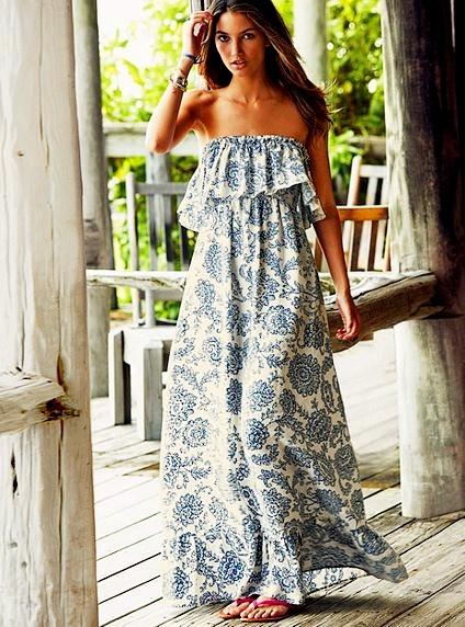 Summer!!: Long Dresses, Maxi Dresses, Summer Dresses, Beaches Dresses, Outfit, Maxidress, Summer Maxis Dresses, Victoria Secret, Summer Clothing