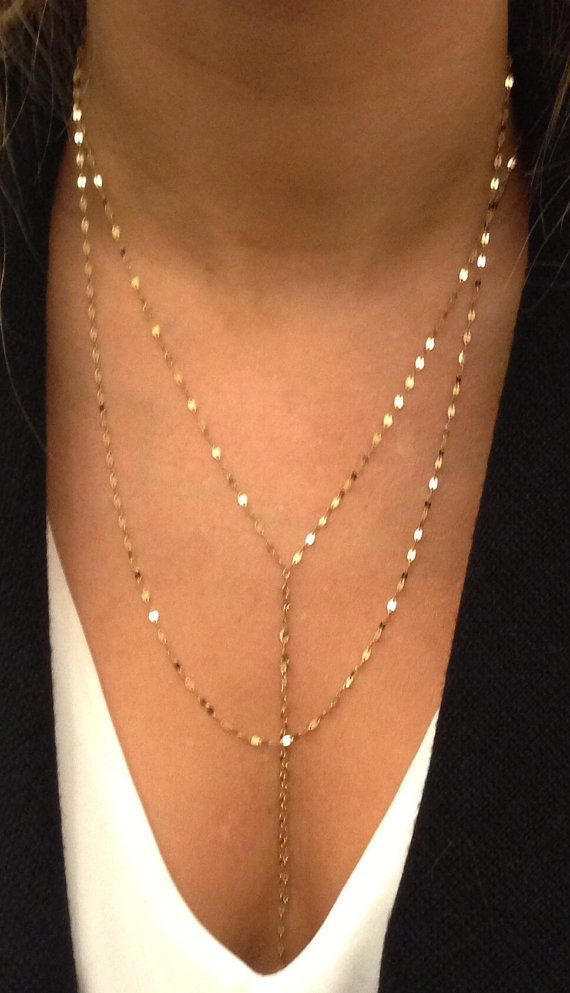 Love this necklace cameron diaz wore in the other woman! i want it!!! :))