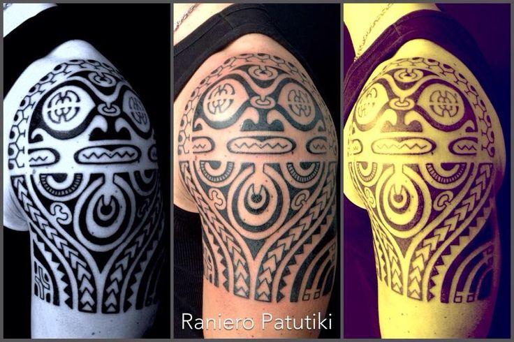 Parte alla grande Raniero Patutiki.. Ospite in questi giorni al Subliminal Tattoo. Per consulenze e appuntamenti vi aspettiamo in studio. Go Raniero Go!  Tatuaggio etnico http://www.subliminaltattoo.it/prodotto.aspx?pid=02-TATTOO&cid=18  #tatuaggioetnico   #ranieropatutiki   #subliminaltattoofamily   #marchesanotattoo   #tattooartist   #tattoo   #tatuaggio