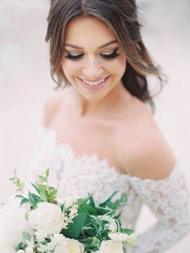 New From High School Sweethearts to Happily Ever After Floral Wedding DressesWedding
