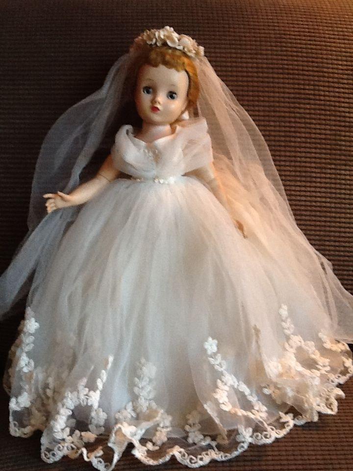 Madame Alexander Doll Vintage 2
