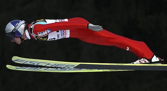 Gregor Schlierenzauer, Avusturya