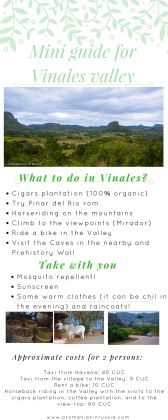 What to do in Vinales? Where to go in Vinales? What to see in Vinales? How to arrive to Vinales from Havana? Vinales travel guide